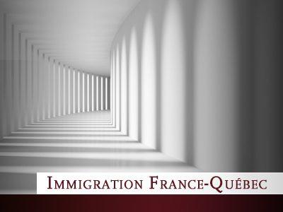 Immigration France-Québec (français)